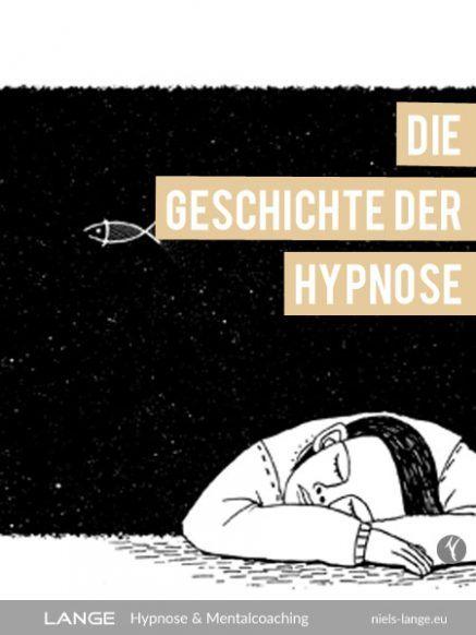 Geschichte der Hypnose