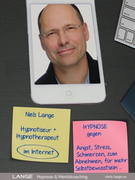 Nils-Lange-Hypnotiseur und Hypnotherapeut hilft gegen Angst
