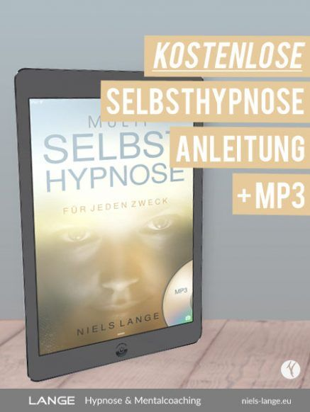 Kostenlose Selbsthypnose Anleitung
