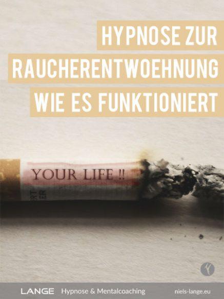 Hypnose zur Raucherentwöhnung - Wie es funktioniert - Hypnose & Mental